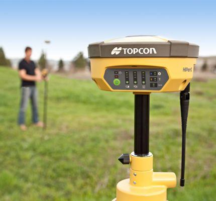 TOPCON HiPer V RTK