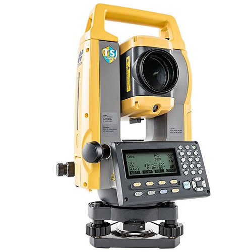 TOPCON GM-101 TOTAL STATION